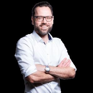 Trainer und Redner Tino Engel Portrait