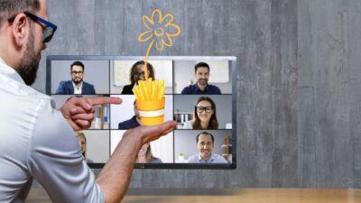 virtuelles Teambuilding